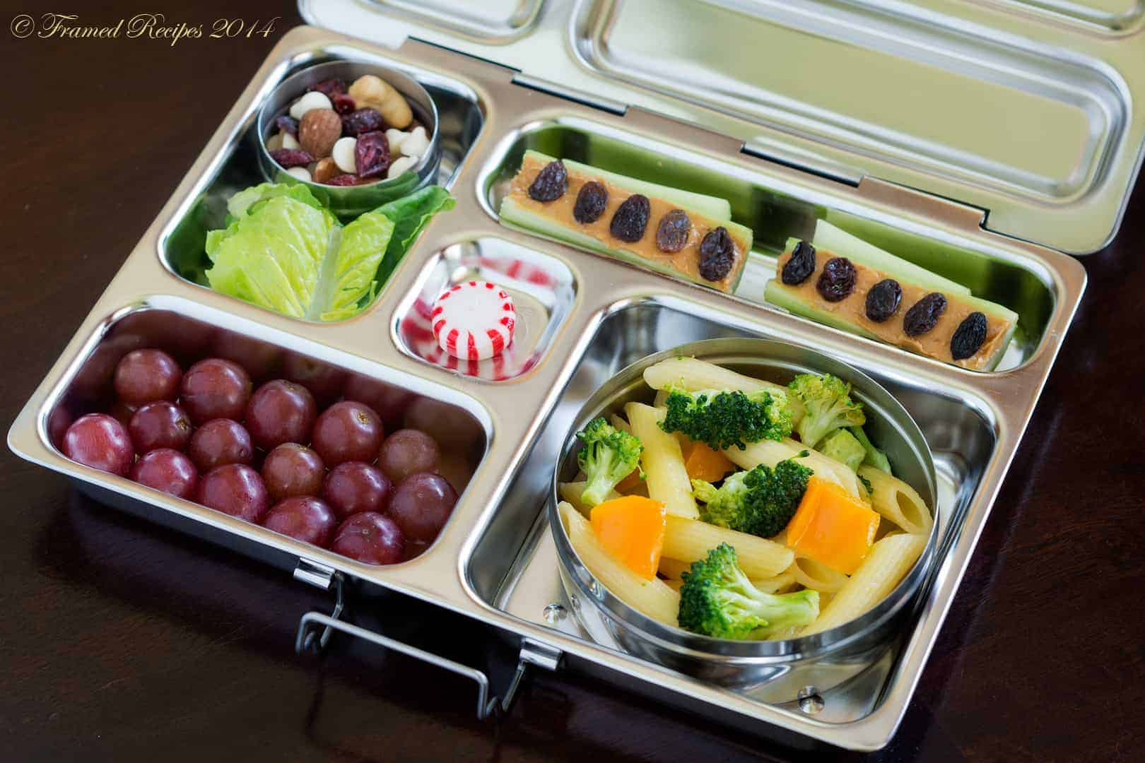 Lunchbox Favorites School Lunch Ideas and Recipes Delicious kids lunch ideas perfect for a lunch box. With fun noodle salads, roll ups and more, your child won't be trading her lunch with the other kids!