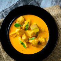 Kerala Fish Curry with Coconut Milk Recipe