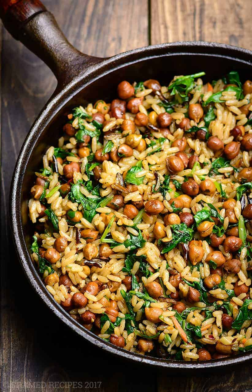 Garbanzo_Beans_Wild_Rice_DSC1425