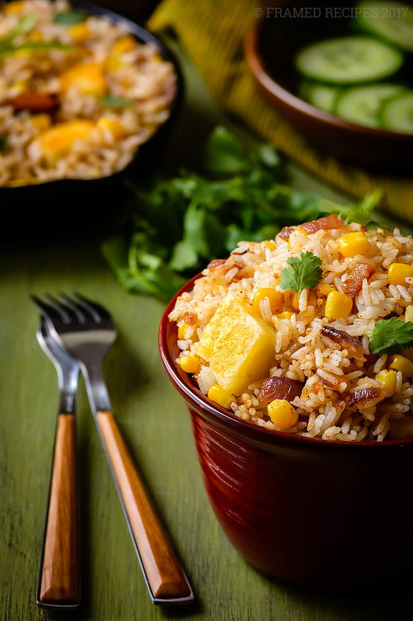 Paneer_and_Corn_Pulao