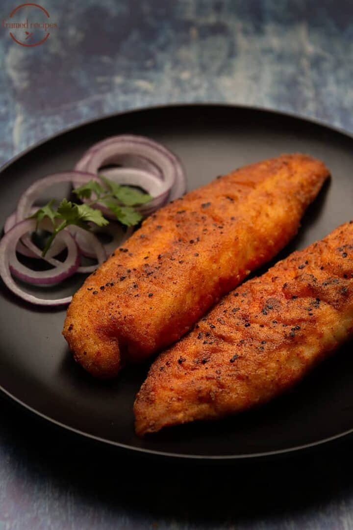 meal for two - tilapia fry