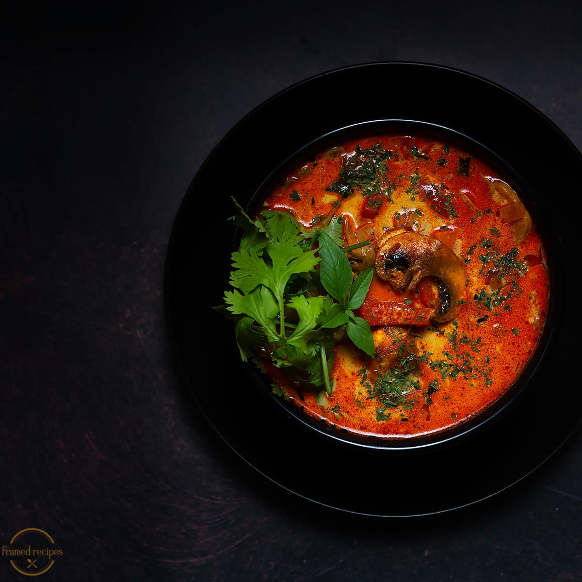easy and flavorful recipe for thai soup with vegetables