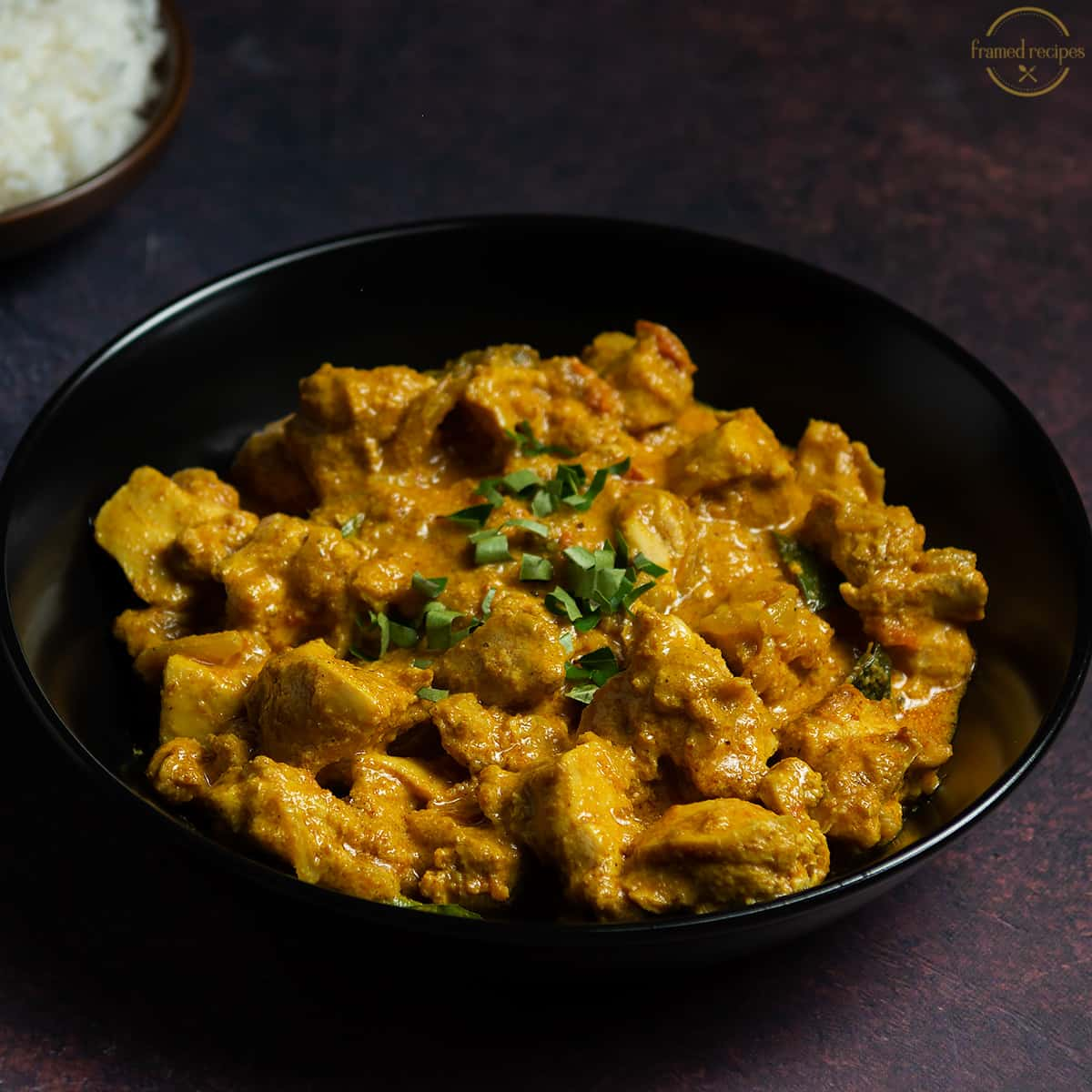 spicy kerala style chicken curry